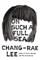 Cover image for On such a full sea