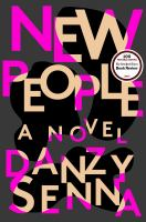 Cover image for New people