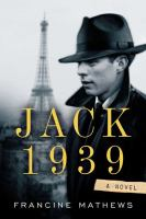 Cover image for Jack 1939