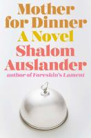 Cover image for Mother for dinner : a novel