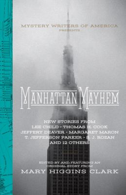 Cover image for Manhattan mayhem