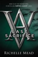 Cover image for Last sacrifice