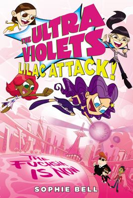 Cover image for Lilac attack!
