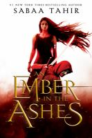 Cover image for An ember in the ashes : a novel