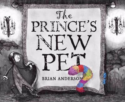 Cover image for The Prince's new pet