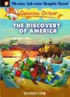 Cover image for Geronimo Stilton : the discovery of America
