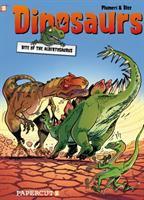 Cover image for Dinosaurs. #2, Bite of the Albertosaurus