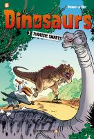Cover image for Dinosaurs. #3, Jurassic smarts
