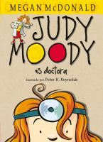 Cover image for Doctora Judy Moody