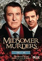 Cover image for Midsomer murders. Set 16
