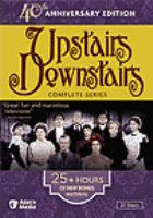 Cover image for Upstairs, downstairs. Series four