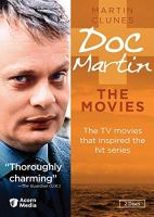 Cover image for Doc Martin : the movies