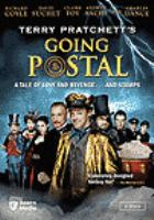 Cover image for Terry Pratchett's Going postal