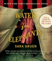Cover image for Water for elephants  a novel