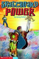 Cover image for Skateboard power