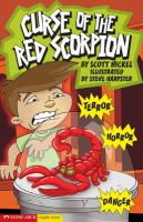 Cover image for Curse of the red scorpion