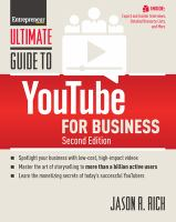 Cover image for Ultimate guide to YouTube for business