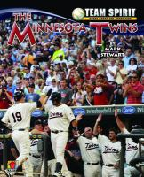 Cover image for The Minnesota Twins