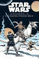 Cover image for Star wars. Episode V, The Empire strikes back. Volume one