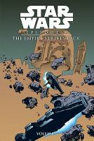 Cover image for Star wars. Episode V, The Empire strikes back. Volume three
