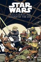 Cover image for Star wars. Episode VI, Return of the Jedi, Volume two