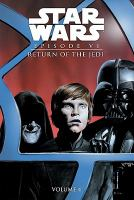 Cover image for Star wars. Episode VI, Return of the Jedi, Volume four