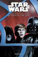 Cover image for Star wars. Episode VI, Return of the Jedi, Volume four