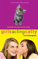 Cover image for Girls acting catty