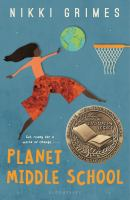 Cover image for Planet Middle School