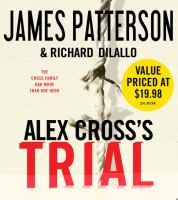 Cover image for Alex Cross's trial