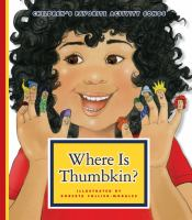 Cover image for Where is Thumbkin?