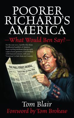 Cover image for Poorer Richard's America what would Ben say?