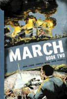 Cover image for March. Book two