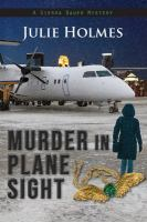 Cover image for Murder in plane sight