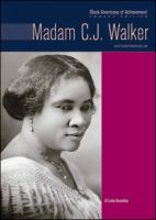 Cover image for Madam C.J. Walker : entrepreneur