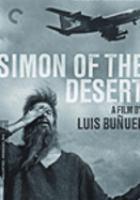 Cover image for Simon of the desert = Simón del desierto