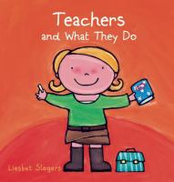 Cover image for Teachers and what they do
