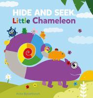 Cover image for Hide and seek, little chameleon