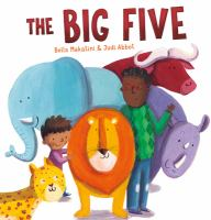 Cover image for The big five
