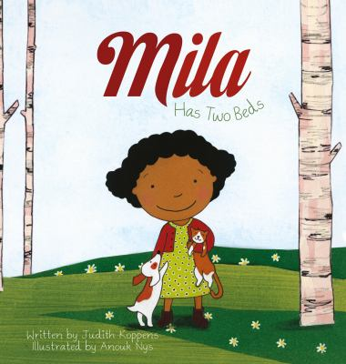 Cover image for Mila Has Two Beds