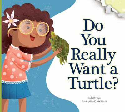 Cover image for Do you really want a turtle?