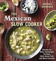 Cover image for The Mexican slow cooker