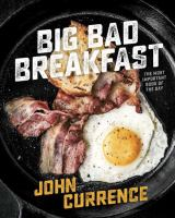 Cover image for Big bad breakfast : the most important book of the day