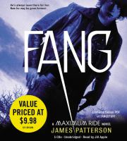 Cover image for Fang : a Maximum Ride novel