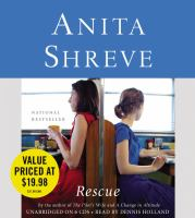 Cover image for Rescue : a novel