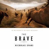 Cover image for The brave a novel