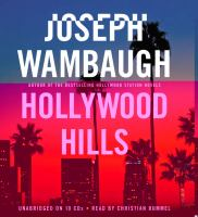 Cover image for Hollywood Hills