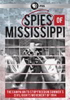 Cover image for Spies of Mississippi