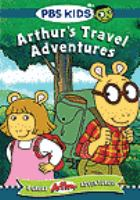 Cover image for Arthur's travel adventures.