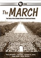 Cover image for The march : the story of the greatest march in American history